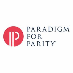 paradigm for parity logo